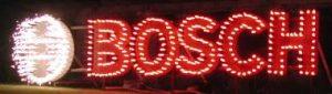 ichterwerk Feuerwerke Bodenfeuerwerk leise Lichterbild Bosch Logo